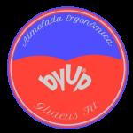 logomarca almofada ergonomica byup